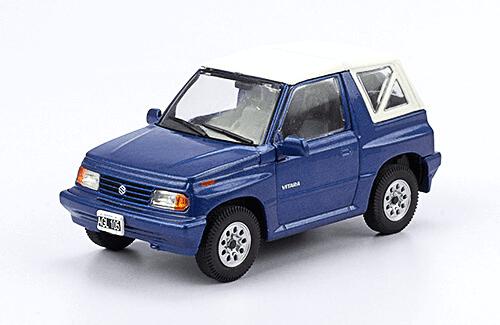 Suzuki Vitara JLX 1995 1:43 autos inolvidables argentinos salvat
