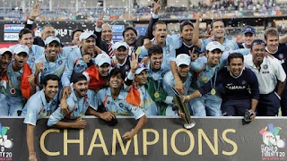 India vs Pakistan ICC World T20 Final 2007 Highlights