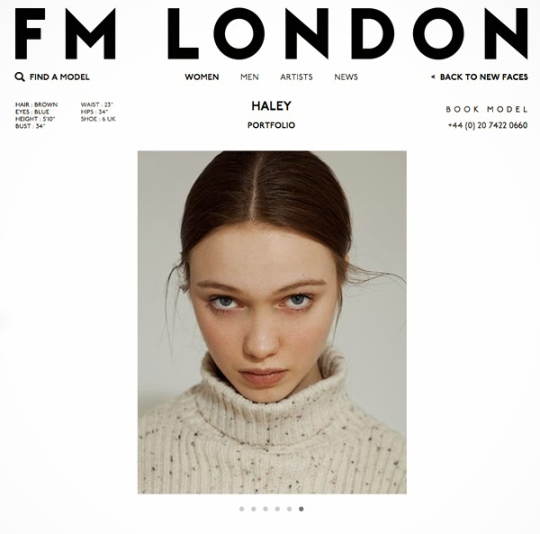 Haley Sutton - Cast Images - FM London