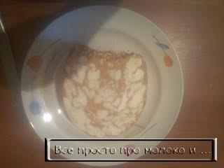 Домашний сыр с топленым молоком
