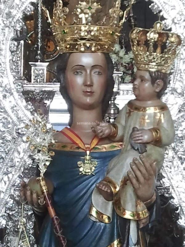 Horarios e Itinerarios de los Traslados del Virgen de la Hiniesta Gloriosa por motivo del Corpus de Sevilla 2019