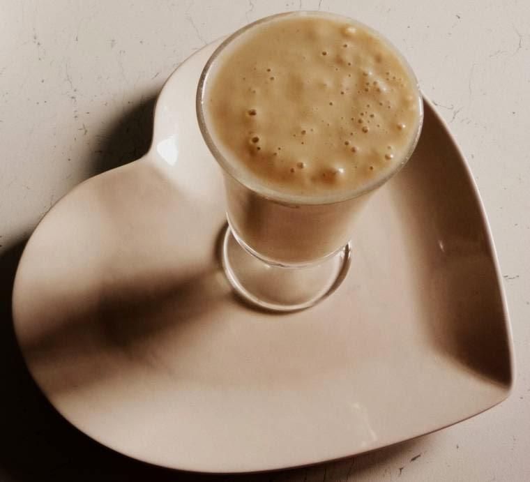 Double Banana Peanut Butter Milkshake: How To