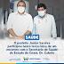 Prefeito de Capistrano participa de encontro para acompanhar ações de enfrentamento à pandemia no município