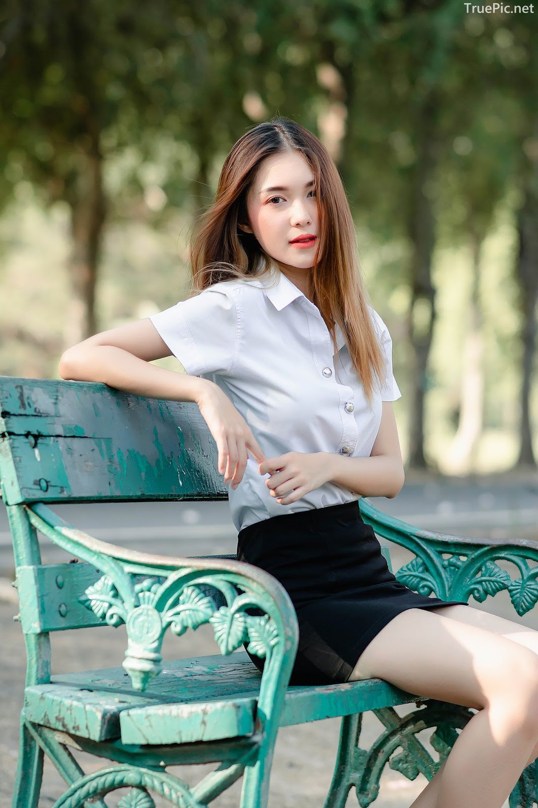 Image-Hot-Girl-Thailand-Pitcha-Srisattabuth-Cute-Student-With-a-Sweet-Smile-TruePic.net- Picture-5