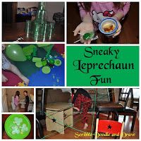 Sneaky leprechaun tricks and pranks for kids