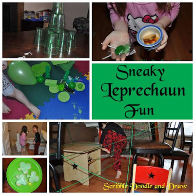 Sneaky Leprechaun tricks and pranks to play on kids