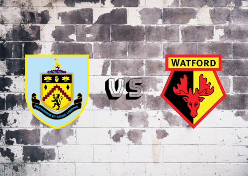 Burnley vs Watford  Resumen