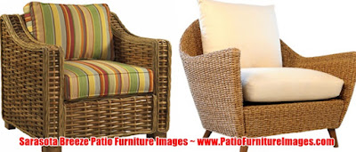 Wicker Patio Furniture Images