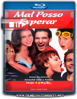Mal Posso Esperar Torrent - BluRay Rip 720p e 1080p Dual Áudio 5.1