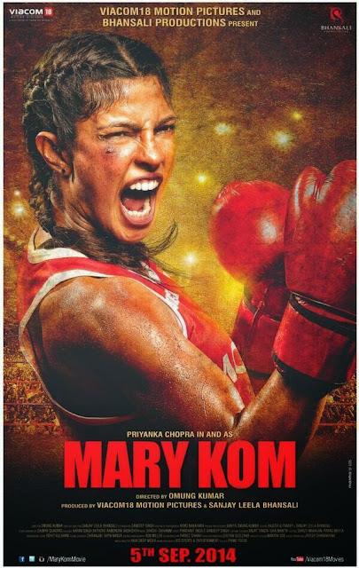 Nữ Võ Sĩ 2014 - Mary Kom