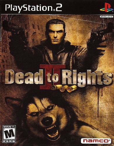 dead to rights 2 - Download Dead to Rights II 2 For PS2