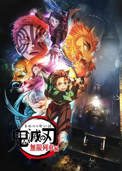 الحلقة 1 من انمي Kimetsu no Yaiba: Mugen Ressha-hen مترجم
