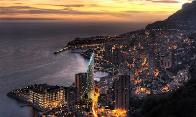 Perspective 3d Monaco concours Testimonio 2 vue de nuit