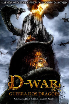 D-War: Guerra dos Dragões Torrent - BluRay 1080p Dual Áudio