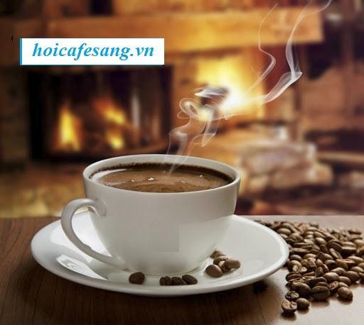 Hội Cafe Sáng