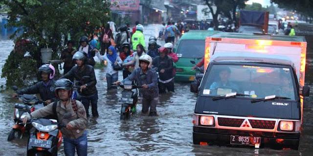 Rancaekek Masih Jadi Langganan Banjir, Ridwan Kamil Lupa Janji Kampanyenya?