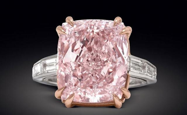 Anel de diamante
