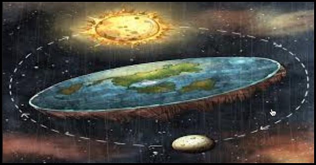 ¿Te han dicho que la Tierra es plana?