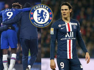 Tammy Abraham sends message to Edinson Cavani after Chelsea's failed move for PSG striker