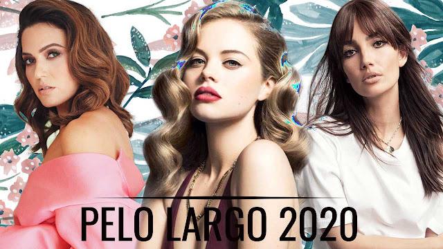 corte de pelo largo 2020
