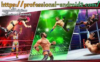 تنزيل WWE Mayhem مهكرة آخر إصدار للأندرويد