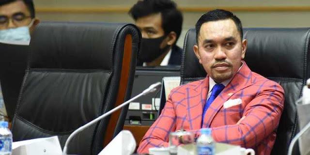 Pimpinan Komisi III: Tidak Ada Yang Salah Seseorang Ditangkap Bila Kerap Mangkir