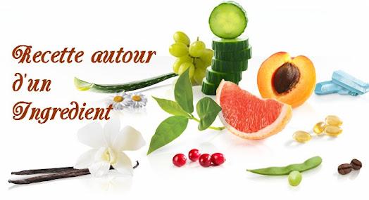 Logo jeu Recette autour d'un ingrédient