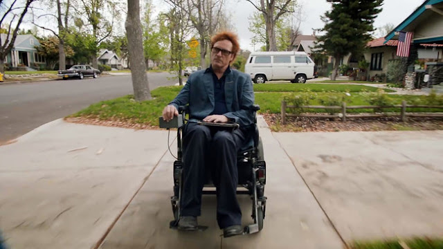 Don't Worry, He Won't Get Far on Foot: Film Review