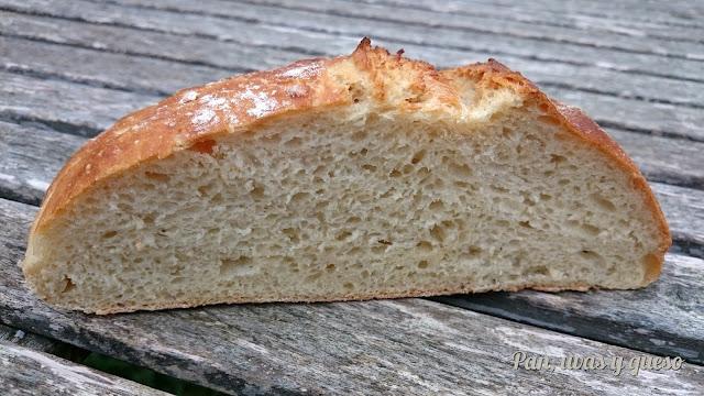 Pan de 5 minutos