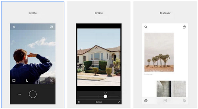 Download VSCO best photo editing app for Android