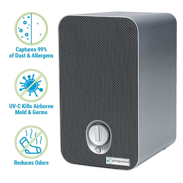 GermGuardian AC4100 Home Air Purifier.