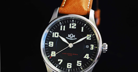 The Best Men's RGM Watches for Under...
