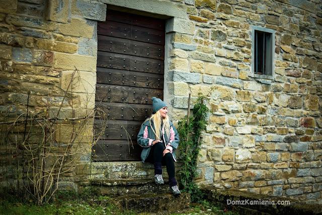 Kasia z Domu z Kamienia - Gamogna