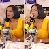 Photos: Chika Ike glows in yellow at the press briefing of her African Diva Reality show
