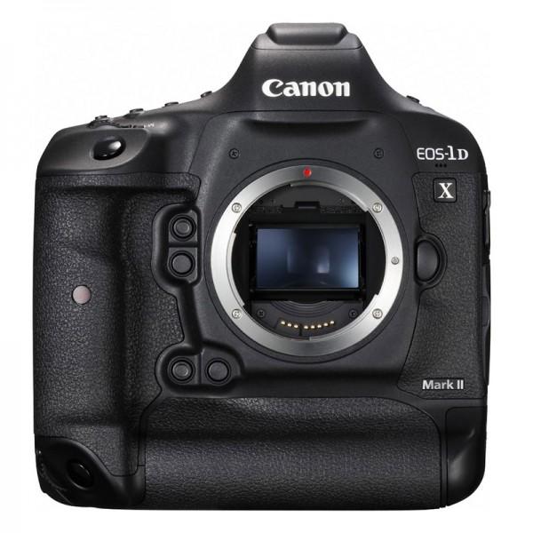 Fotografia della Canon EOS-1D X Mark II e del suo sensore