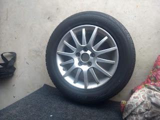 "5x110 16"" wheels"