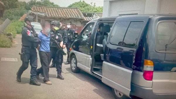 彰化土地糾紛槍擊案 彰警不到一天火速逮人