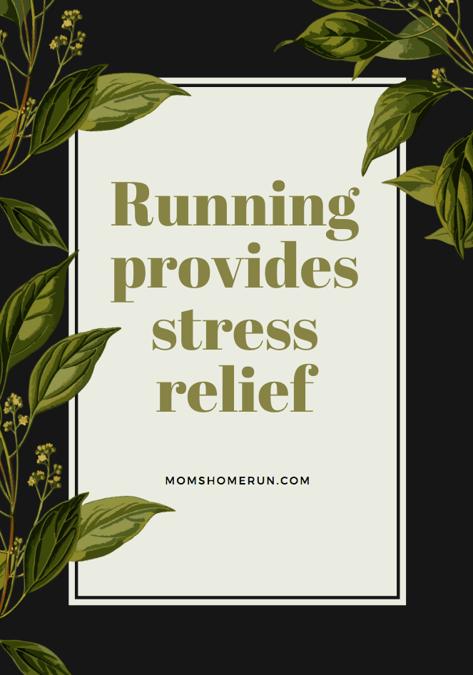 running stress relief