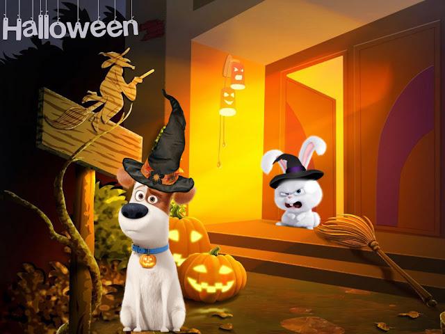 mascotas halloween lasupermamy