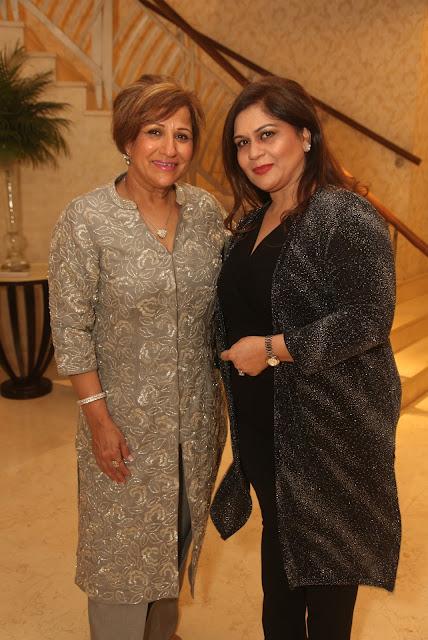 Singer Gita Setia with Singer Charu Sharma-