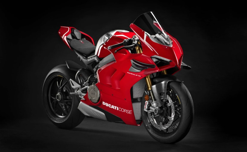 Ducati Panigale V4 R revealed
