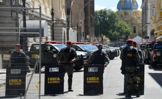 PEC prevê a federalização do sistema de segurança pública do país