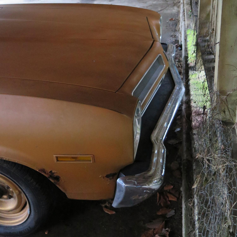 Pontiac Ventura Grille