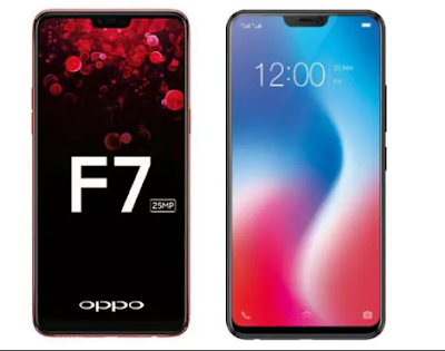 Cara Flash SmartPhone Oppo F7 Via SP FlashTool