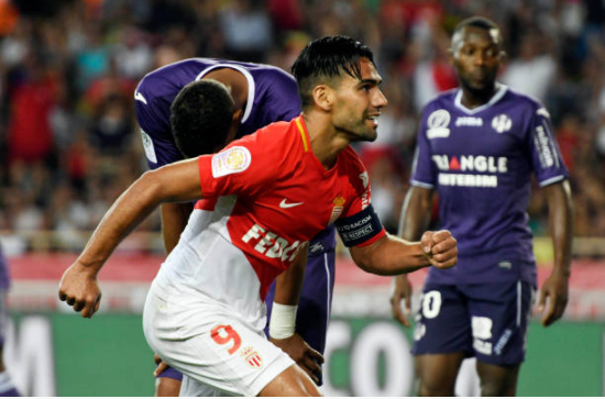 Falcao lập công, Monaco thắng nhọc trận mở màn Ligue 1