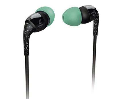 Os cabos reforçados do fone de ouvido Philips SHO1100 trazem mais duração as fone