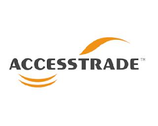 Kiếm tiền với ACCESSTRADE  Logo