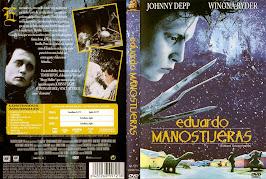 Eduardo Manostijeras (1990) - Carátula 1