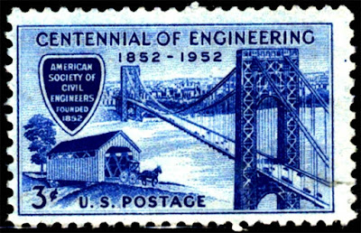USA 1952  George Washington Bridge
