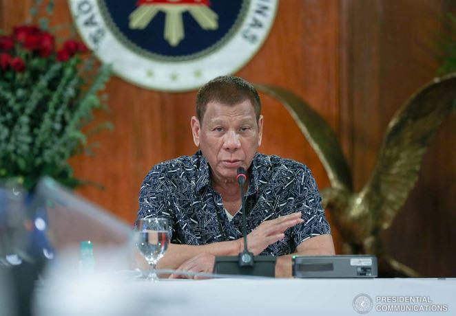 """Duterte: Cebu now PH's COVID-19 """"hotspot"""""""